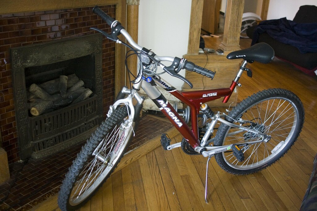 Sold 26 Quot Magna 21 Speed Adult Bike Magna Excitor