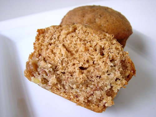 SMS Banana Apple Muffins | by Tracey's Culinary Adventures