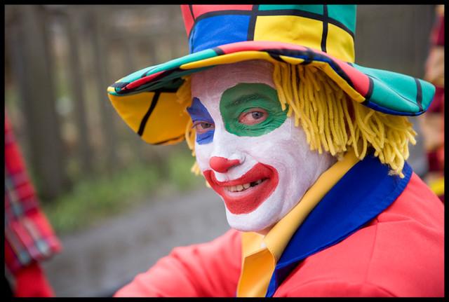 Happy clown   Amay, Belgium 2009   Cedrick   Flickr  Happy Clown Pictures