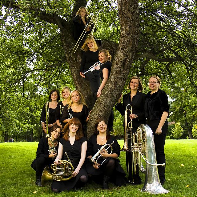 TenThing (3) | Brass ensemble from Oslo, Norway. | Nikolaj Lund ...