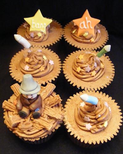 Cake Decorating Ideas Bonfire Night : Bonfire night Cupcakes Flickr - Photo Sharing!