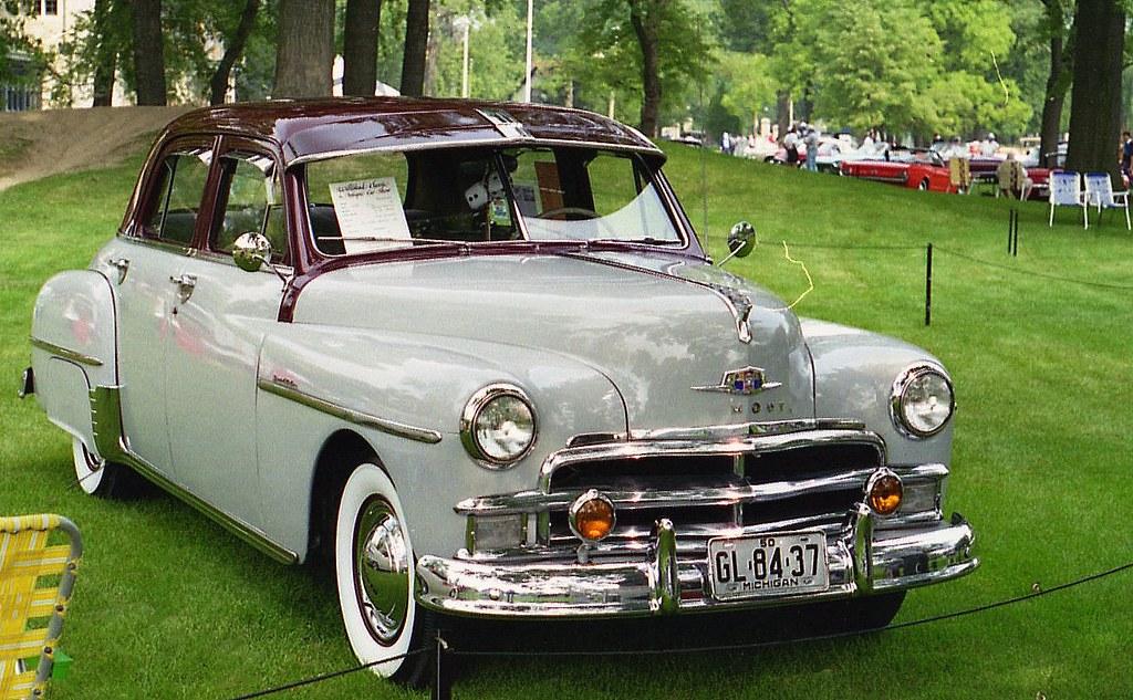 1950 plymouth special deluxe 4 door richard spiegelman for 1950 plymouth 4 door sedan