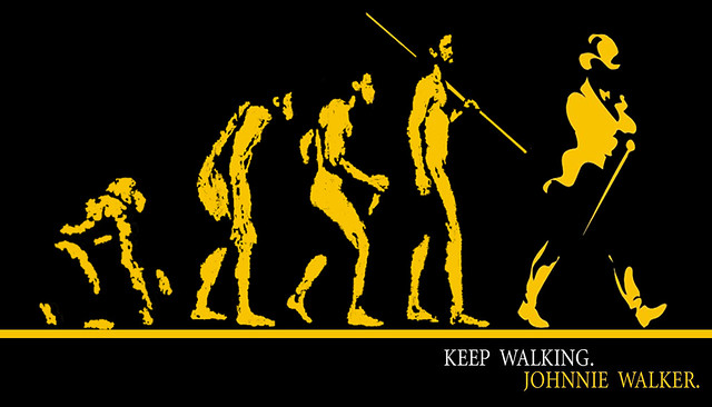 Johnnie Walker | Exercitanto a criatividade. | Wabatan ...