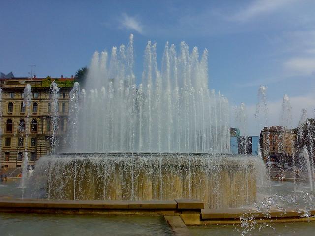 Fontana della misteriosi at castello sfozesco milano for Planimetrie della camera a castello