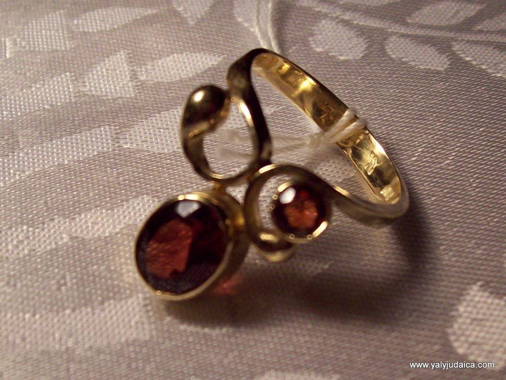 Garnet Rings That Cab Hold Mystical Powers
