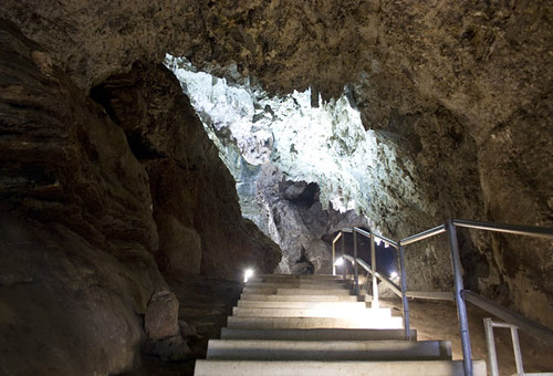 Sterkfontein Caves The Term Stalactite Comes From The