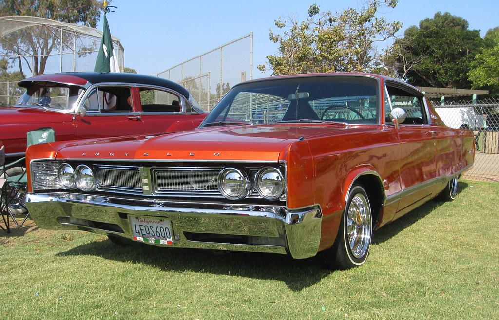 Chrysler Newport - 1967 | Low-Rider. | MR38. | Flickr
