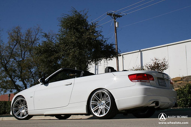 Alloy Technic B9s On Bmw E93 335i Www Wheelsto Com Www Wst Flickr