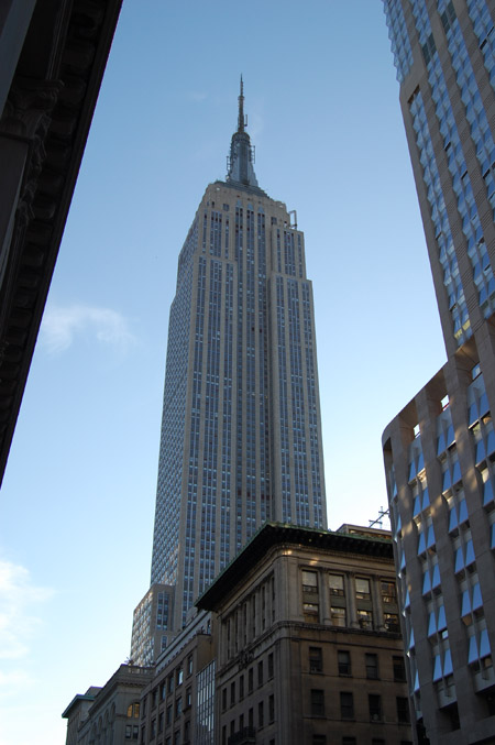 Empire State Building en Nueva York