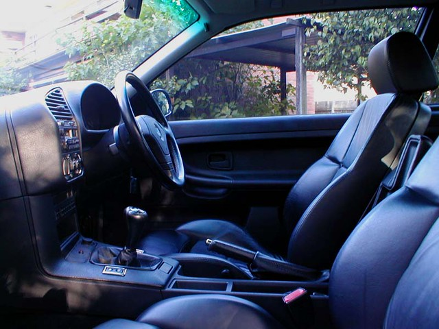 BMW E36 325i Interior 0304_13