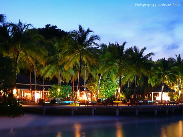 Royal Island Maldives Beach Villa