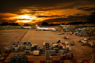 Budget Airways @ Changi Airport, Singapore | by williamcho