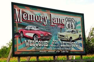 Lexington Memory Lane