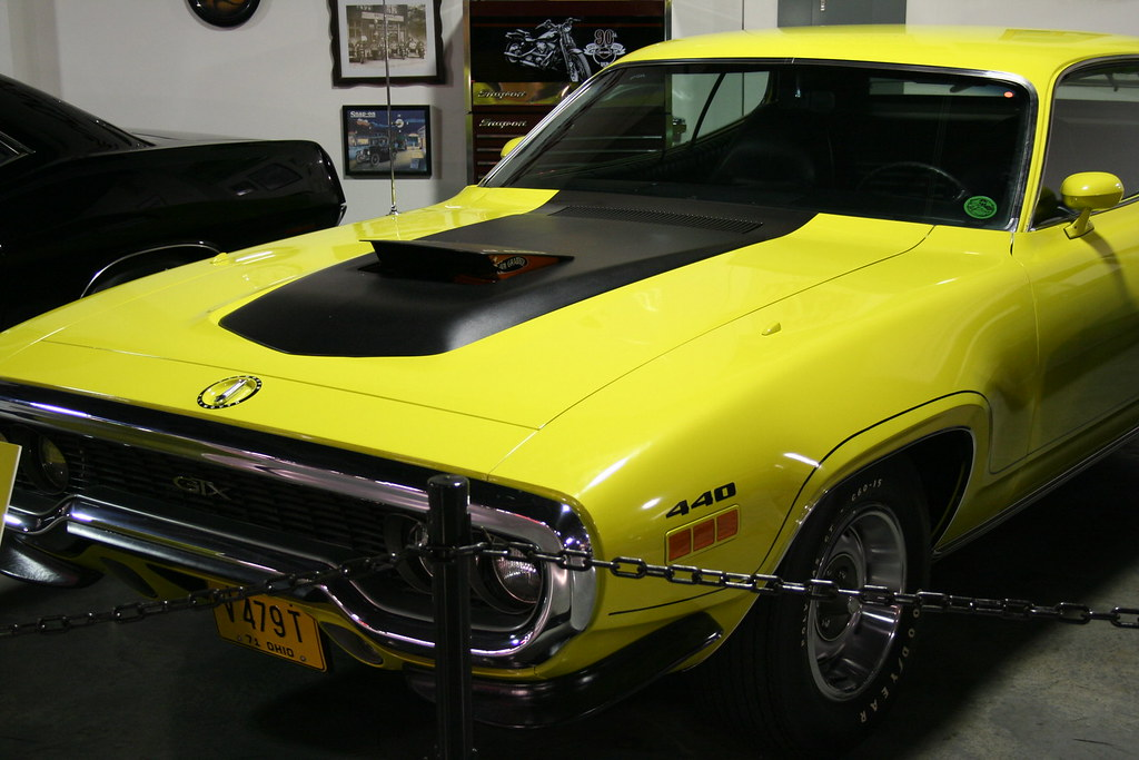 Floyd Garret Muscle Car Museum Plymouth Gtx Muscle Cars