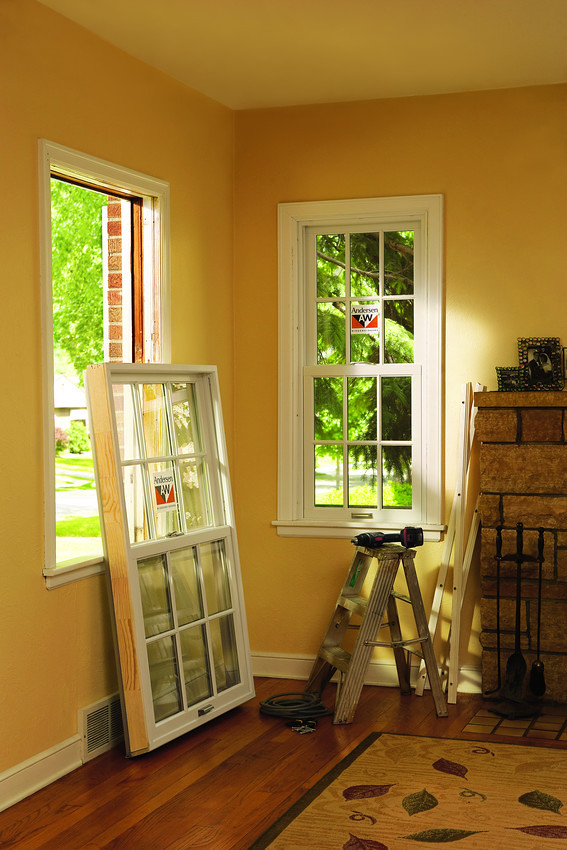 Anderson Replacement Windows >> 400 Series Woodwright Double-Hung Insert Windows | 400 Serie… | Flickr