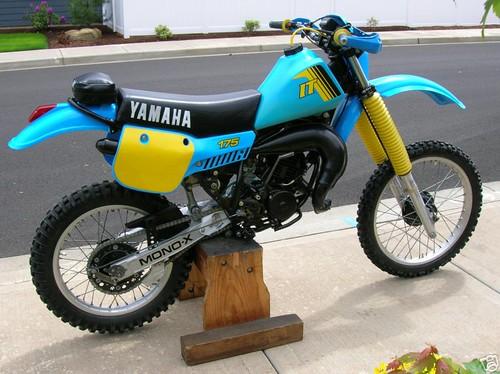 Yamaha Itfor Sale
