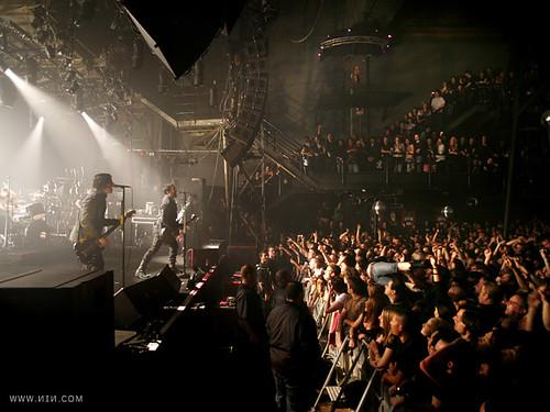 Nine Inch Nails Live Metro Nightclub Melbourne Vic 5