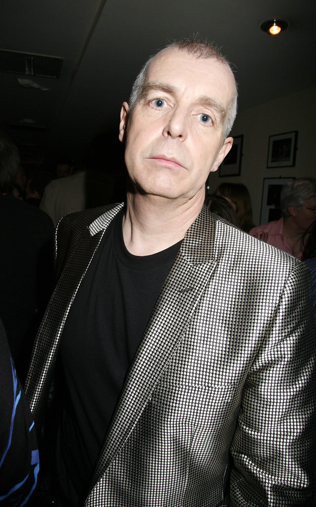 War Child O2 Brits After Party Neil Tennant London