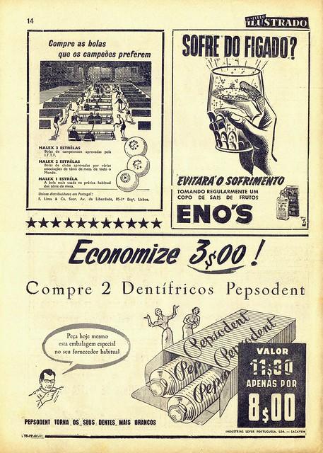 Século Ilustrado, No. 935, December 3 1955 - 13