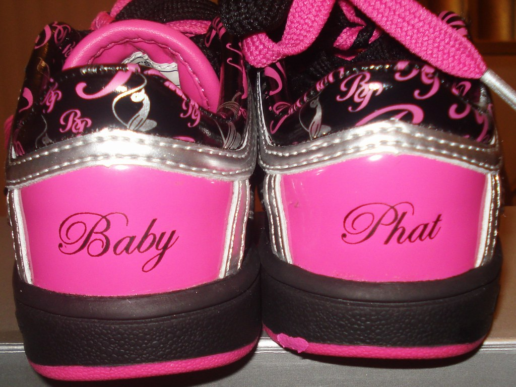 Baby Phat Baby Shoes