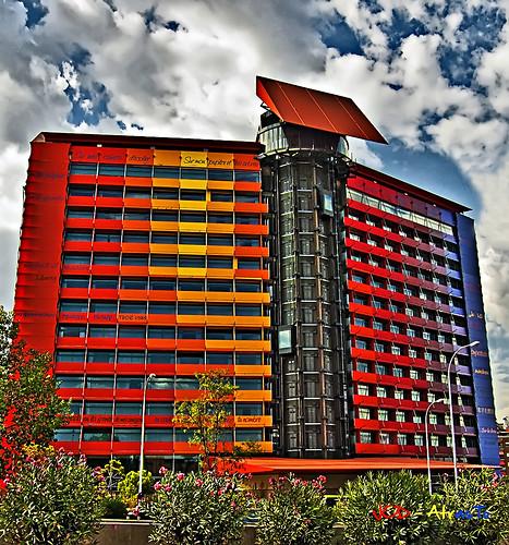 Hotel Multicolor Hdr Hotel Silken Puerta Am 233 Rica