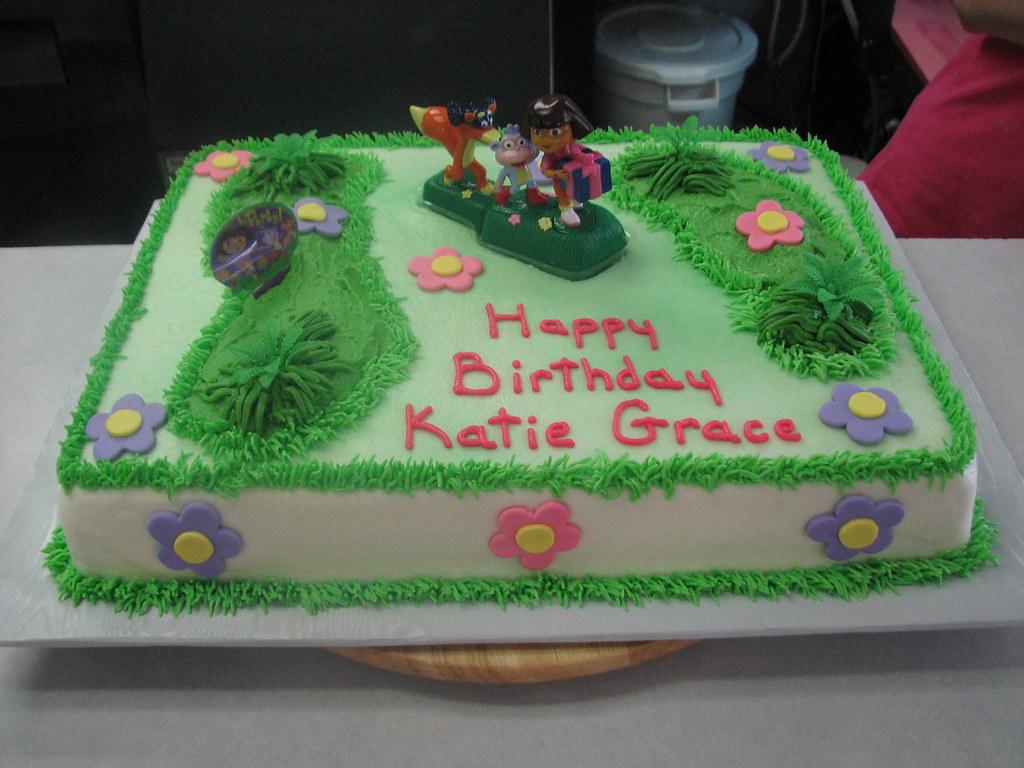 Dora Cake Recipe In English: Dora Cake