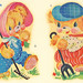 Vintage Teddy Bear Decals
