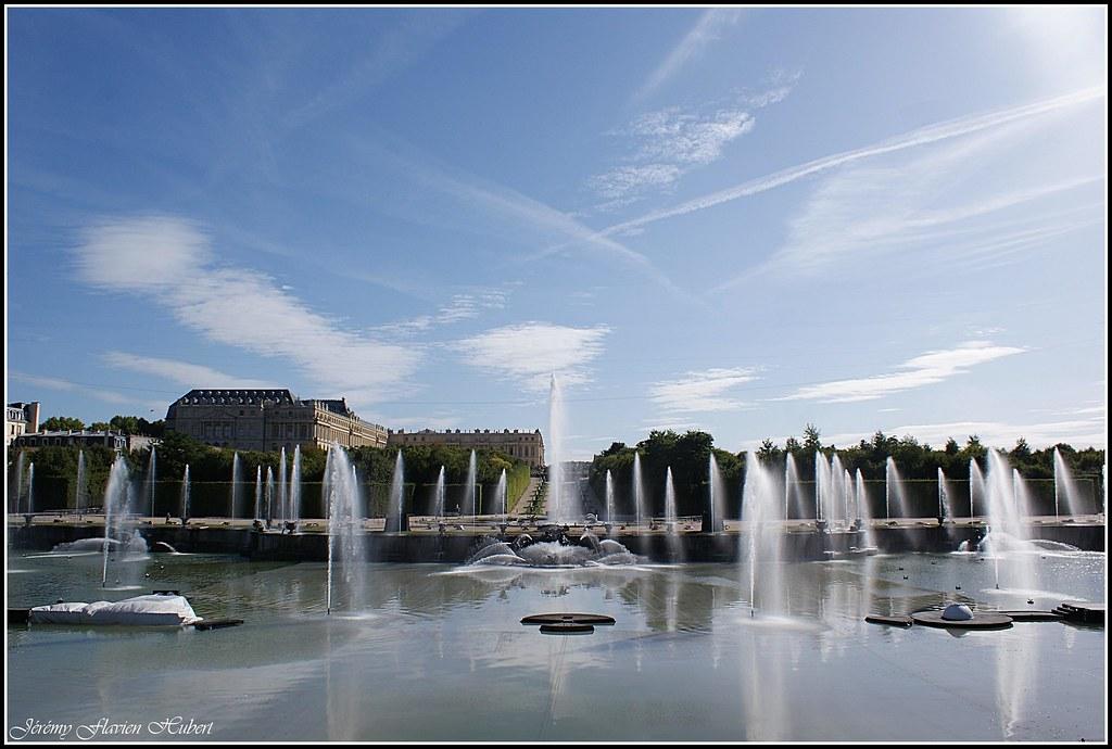 Petit parc du ch teau de versailles bassin de neptune flickr - Bassin en cuivre versailles ...