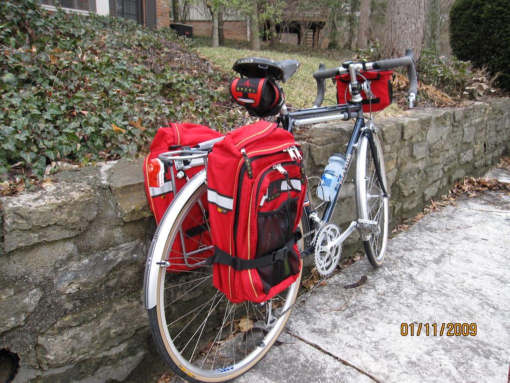 Bike Touring Blog