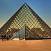 La Pyramide du Louvre - The Louvre Pyramid