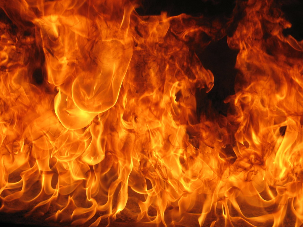 The Gallery For Flaming Football Background Images: I Originally Posted This Image Back In