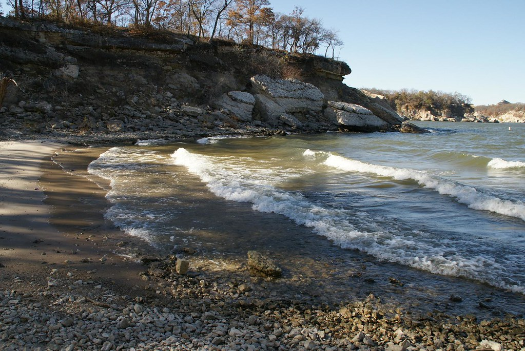 Swim Beach At Eisenhower State Park This Is The Swimming B Flickr