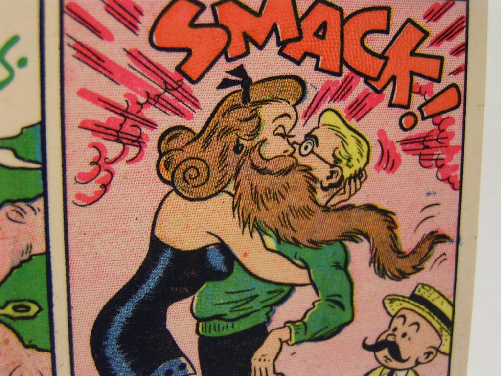 comics bizar