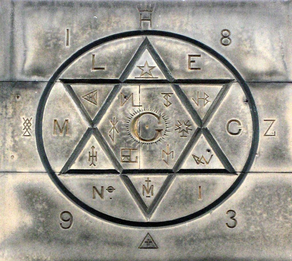 Freemasons Ring Symbol