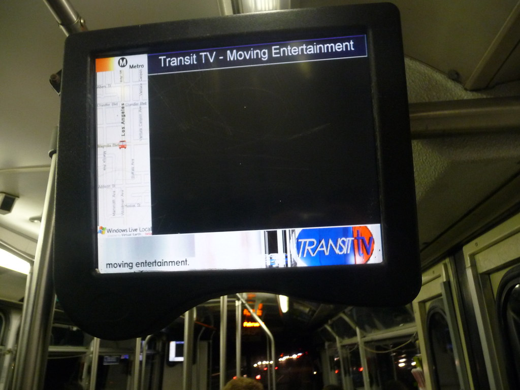 the death of transit tv no broadcast it just shut down