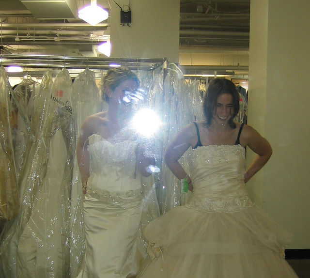 wedding dress fail i 39 m so sad that the only clea