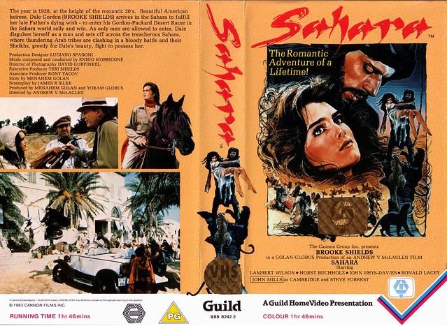 Sahara 2 film sequel