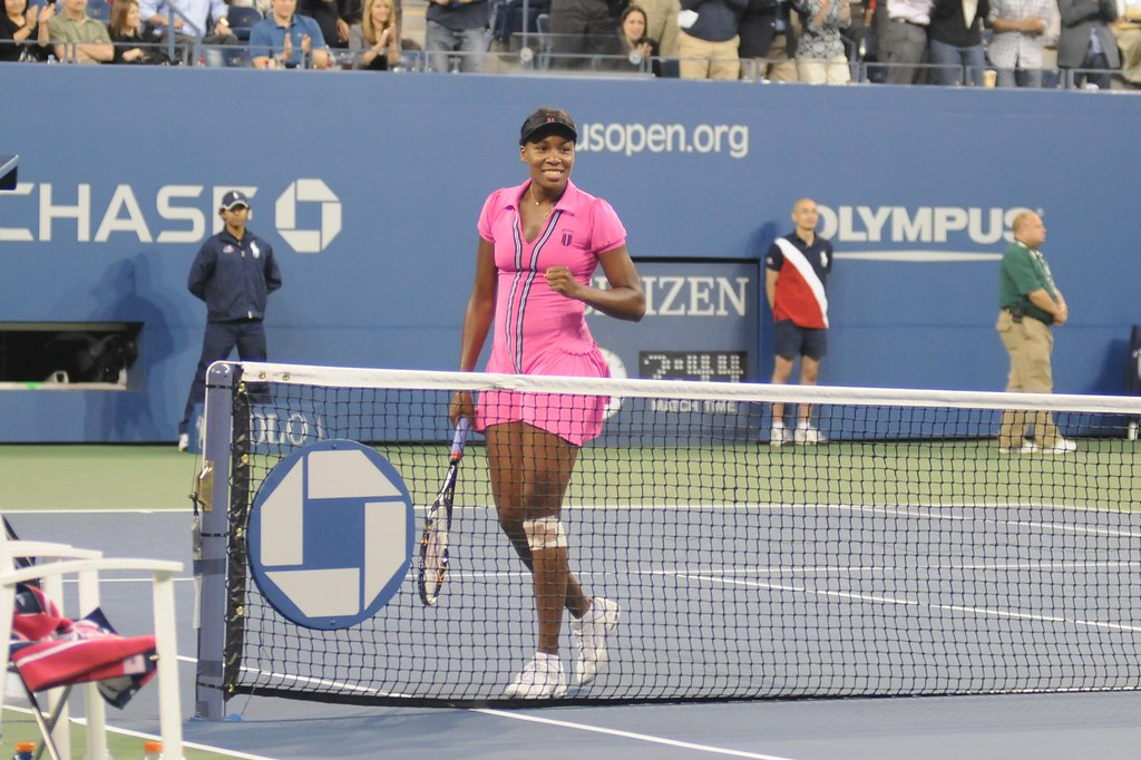 Venus Williams - Women's Day 2016