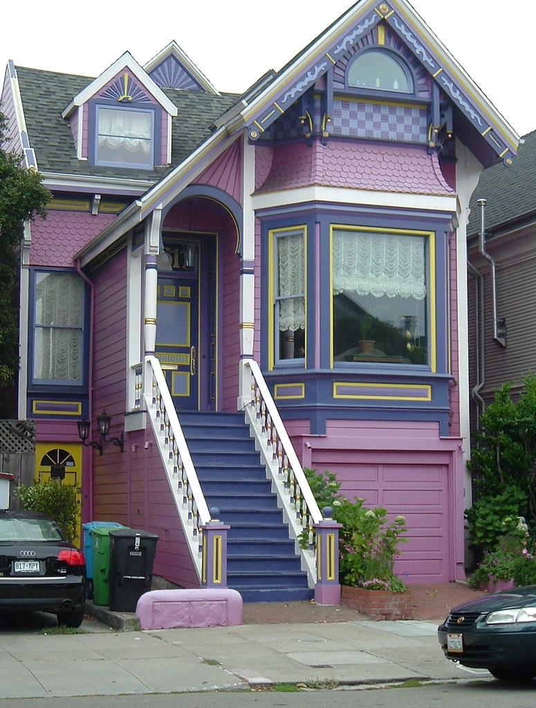 1611 Lyon Street San Francisco Anomalous A Flickr