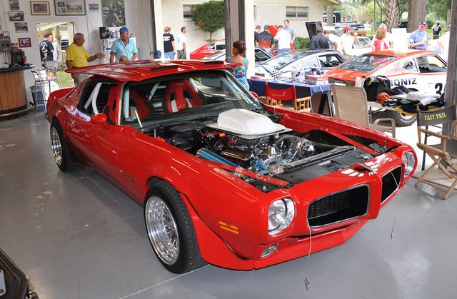 72 Pontiac Firebird Formula The 1972 Pontiac Firebird