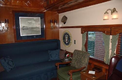 private rail car georgia 300 lounge observation area p flickr. Black Bedroom Furniture Sets. Home Design Ideas