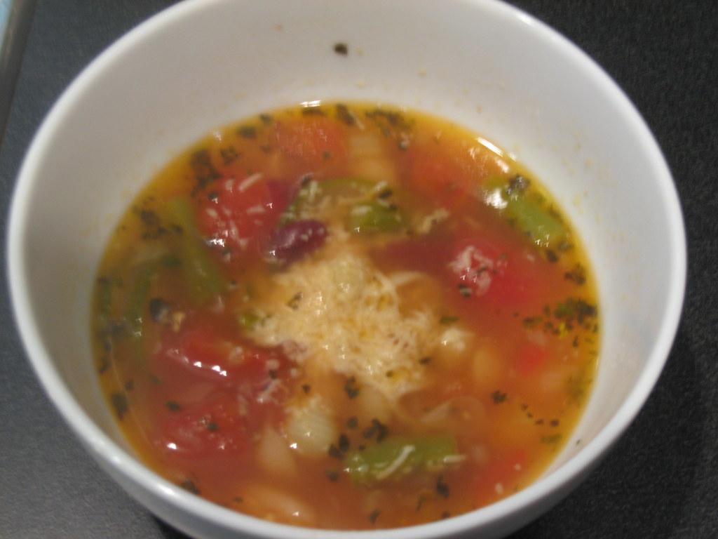 Olive Garden Minestrone Soup Syddesigns Flickr