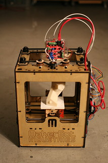 MakerBot Glamour Shot | by bre pettis