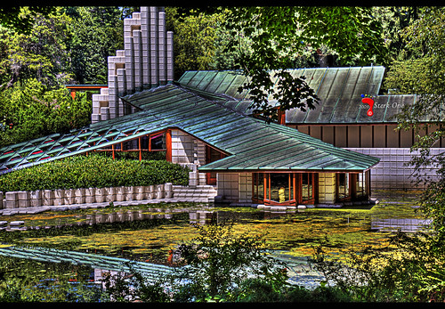 Alden b dow home and studio flickr photo sharing for Home node b architecture