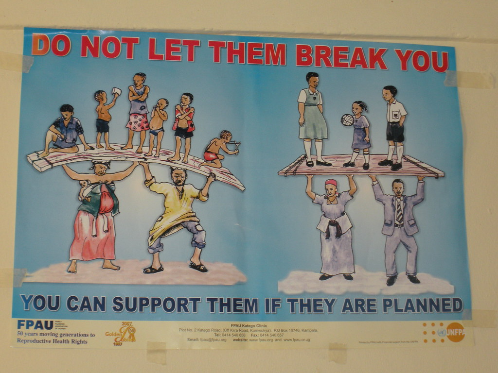Minnesota >> A family planning poster | University of Minnesota School of Public Health | Flickr