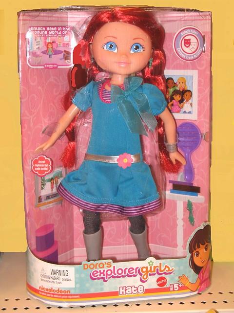 Dora the explorer - 5 4