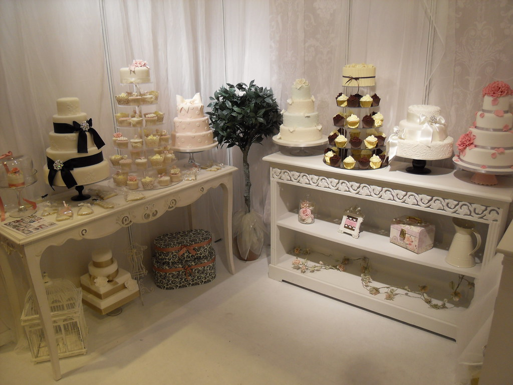 Wedding Exhibition Stand : Stand at the national wedding show we had no idea what