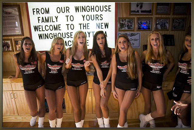 ... WingHouse Of Daytona Beachside | By The Winghouse