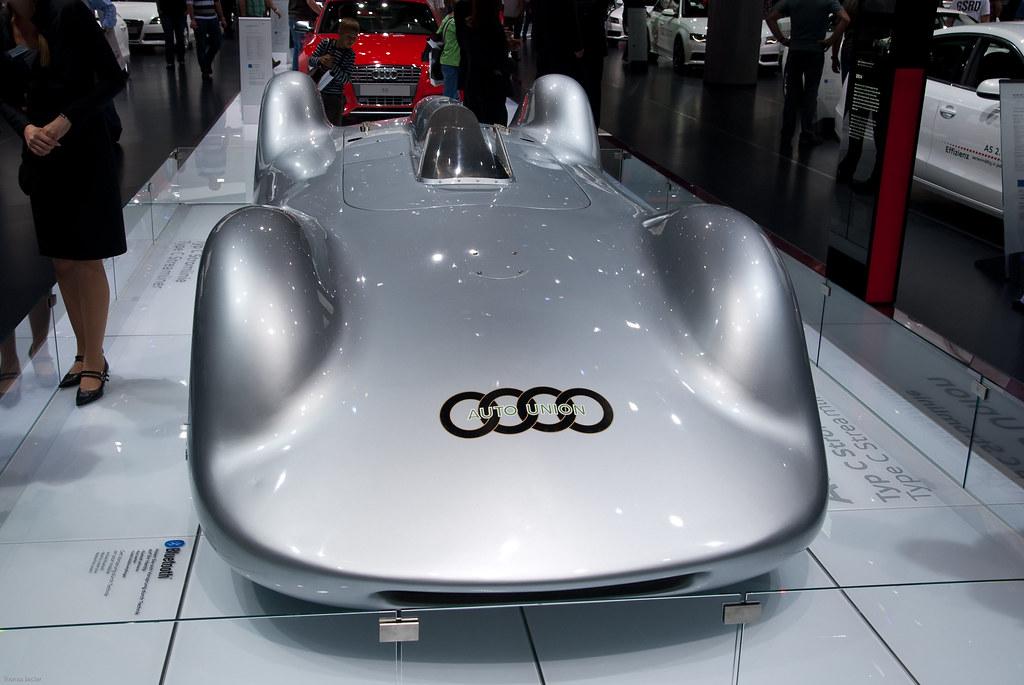 Audi Auto Union Type C Streamline 34497 Audi Auto
