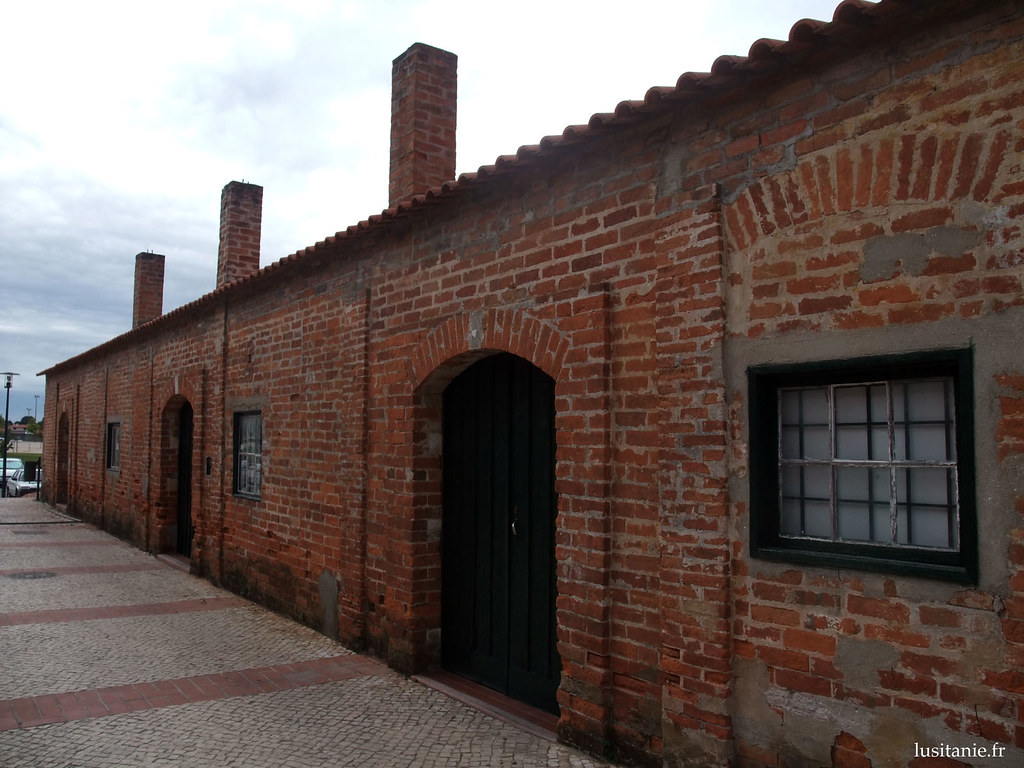 Ancienne usine de verre
